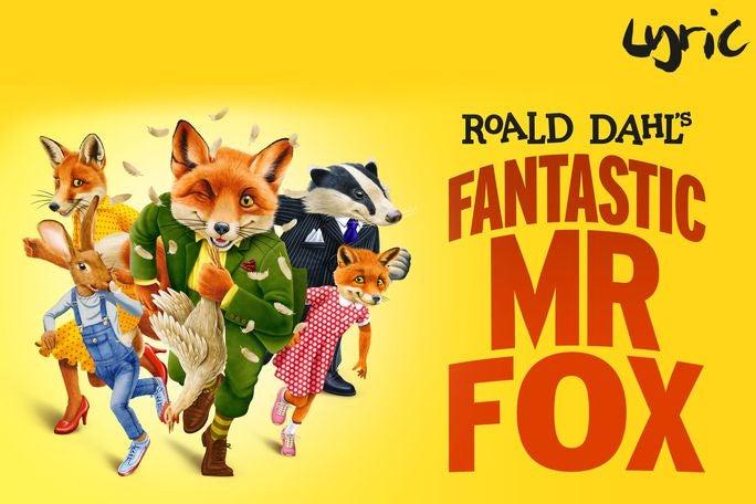 Roald Dahl's Fantastic Mr Fox Tickets