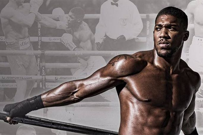 An Evening with Anthony Joshua Tickets