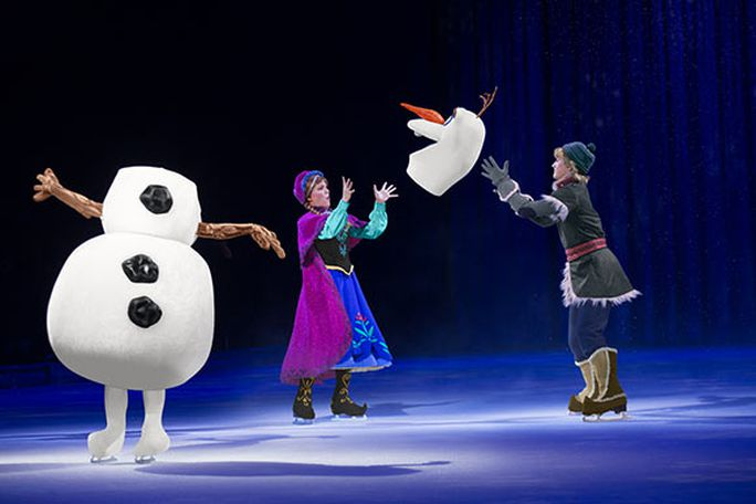 Disney On Ice Presents Passport To Adventure (Birmingham) Tickets