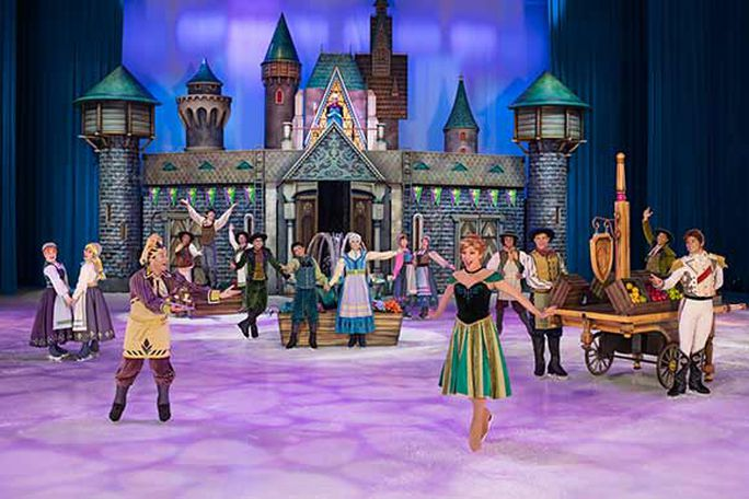 Disney On Ice Presents Passport To Adventure (London) Tickets