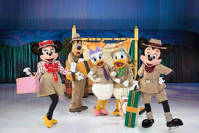 Disney On Ice Presents Passport To Adventure (Glasgow) Tickets