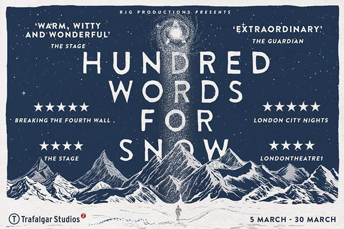 A Hundred Words for Snow Tickets