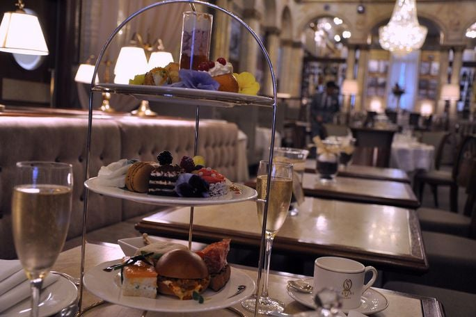 Savini Afternoon Tea  Tickets