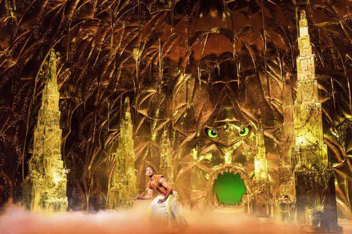 Disney's Aladdin Tickets