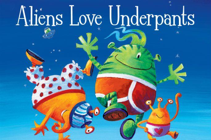 Aliens Love Underpants  Tickets