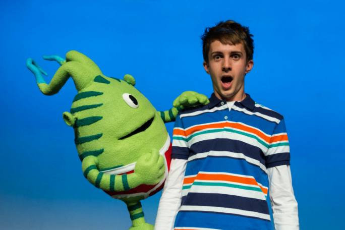 Aliens Love Underpants (From August) Tickets