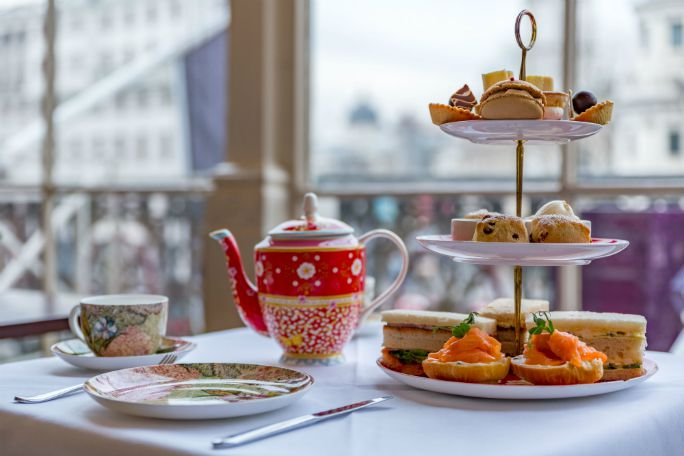 Afternoon Tea at The Terrace, Amba Charing Cross Hotel Tickets