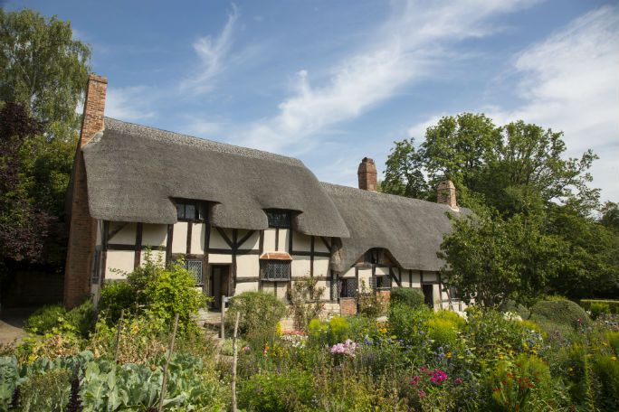 Shakespeare's Family Homes Tickets