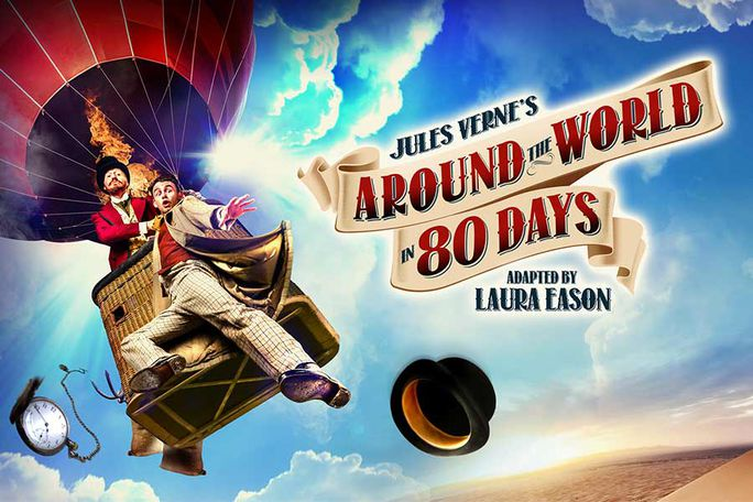 Around The World In 80 Days Tickets