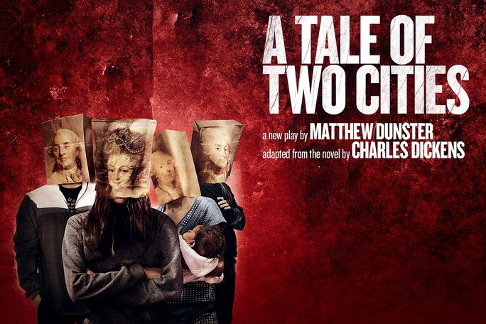 A Tale of Two Cities Tickets