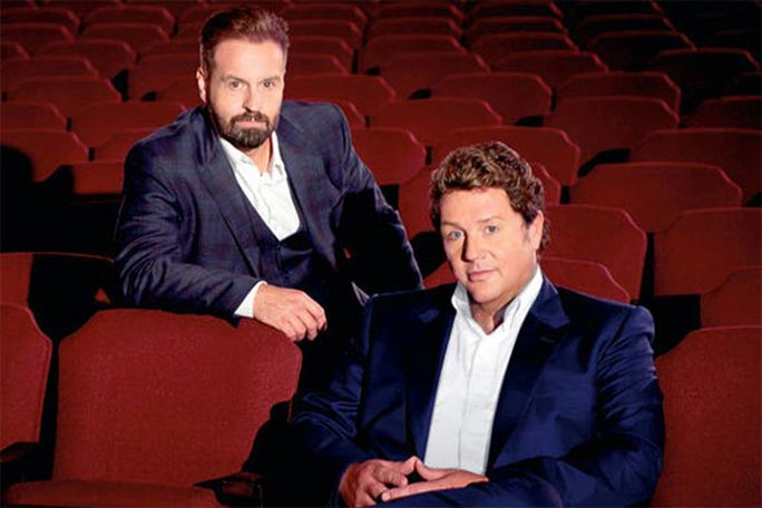 Michael Ball and Alfie Boe Together Again - Lincoln  Tickets