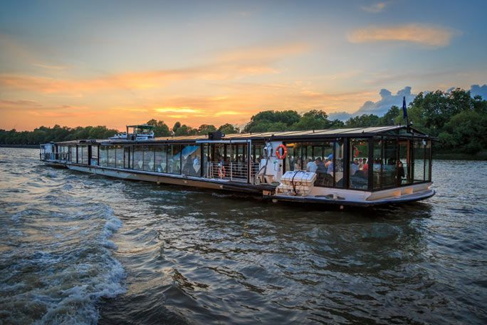 Bateaux Lunch Cruise Tickets
