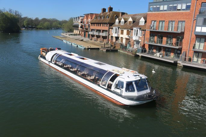 Windsor Bateaux Sunday Lunch Jazz Cruise Tickets