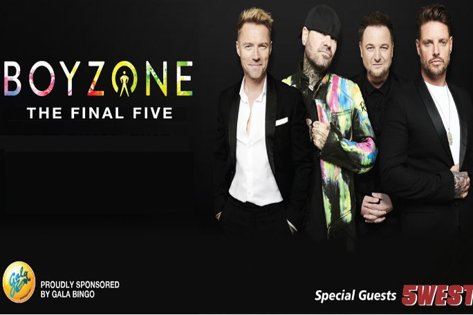 Boyzone Tickets