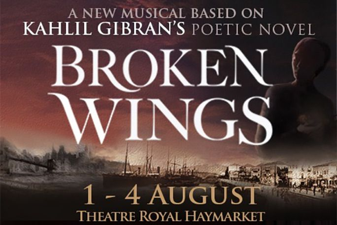 Broken Wings Tickets
