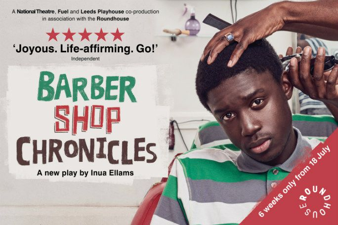 Barber Shop Chronicles Tickets