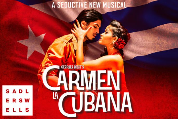 Carmen La Cubana Tickets