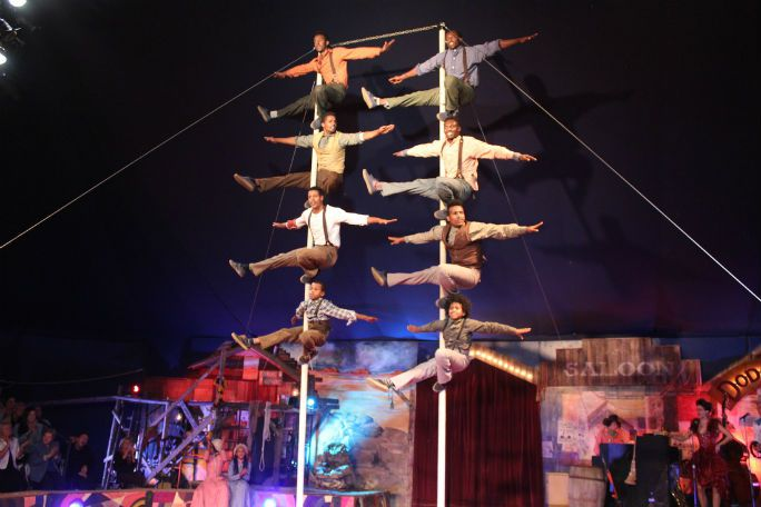 Circus Abyssinia - Ethiopian Dreams Tickets