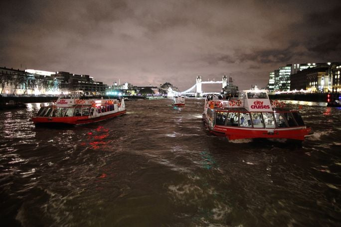 City Cruises - River Lights Cruise Tickets