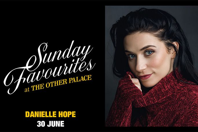 Sunday Favourites - Danielle Hope Tickets