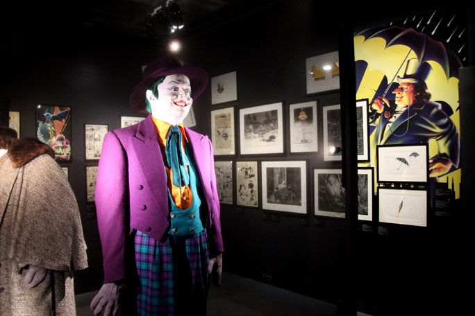 DC Exhibition: Dawn of Superheroes Tickets