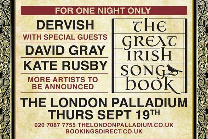 Dervish - The Great Irish Songbook Tickets