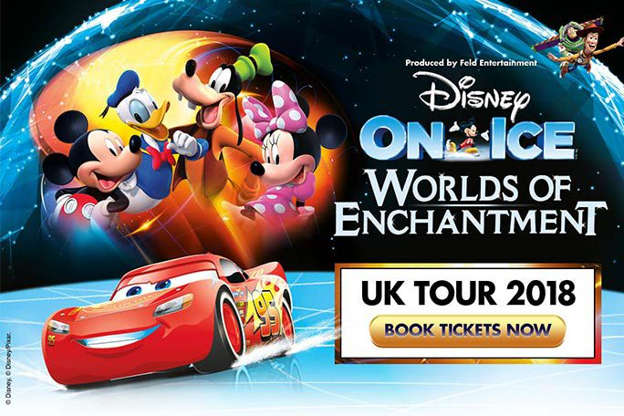 Disney On Ice: Worlds of Enchantment - Cardiff Tickets