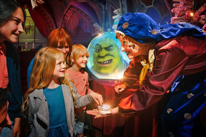 DreamWorks Tour: Shrek's Adventure! Tickets