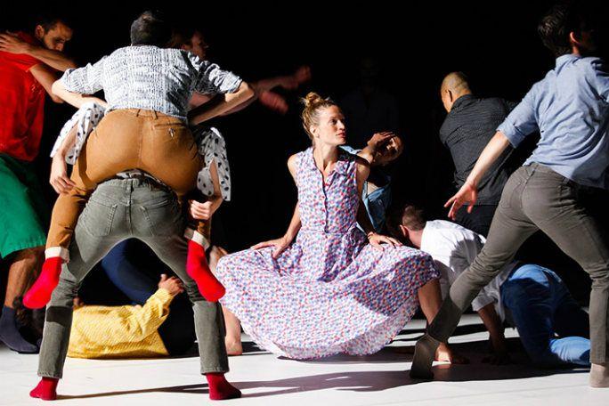 Emanuel Gat Dance - WORKS Tickets