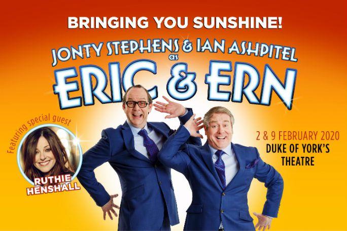 Eric & Ern Tickets