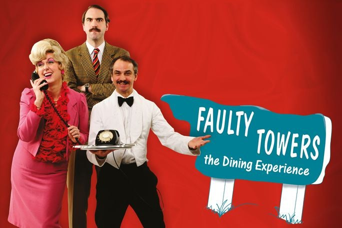 Faulty Towers The Dining Experience (Until 16 December 2017) Tickets