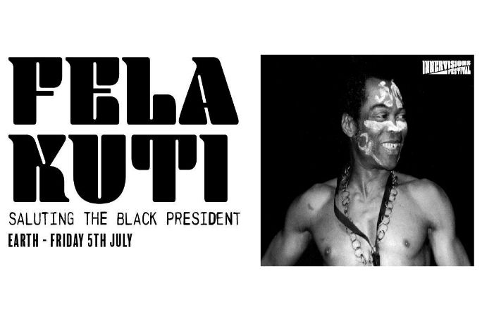 Innervisions Festival Presents - Fela Kuti - Saluting the Black President  Tickets