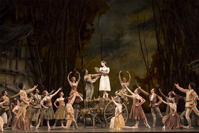 Giselle - Royal Ballet Tickets