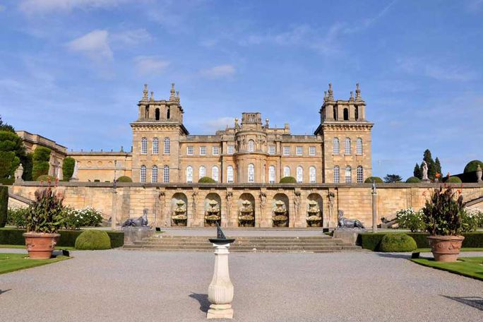 Best of the Cotswolds Tour with Blenheim Palace  Tickets