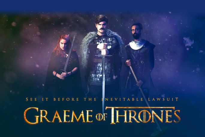 Graeme of Thrones Tickets