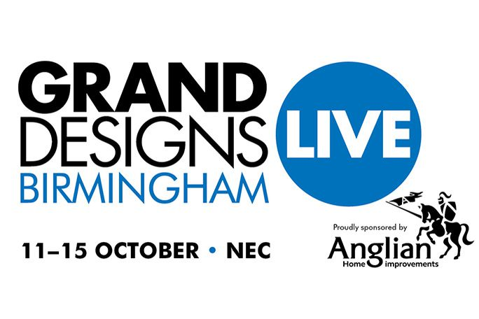 Grand designs live birmingham Tickets