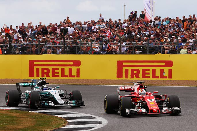 Silverstone British Grand Prix Tickets
