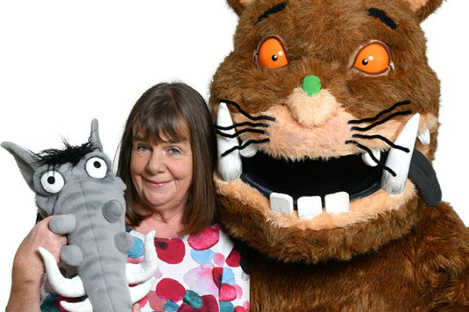 The Gruffalo, The Witch and the Warthog with Julia Tickets