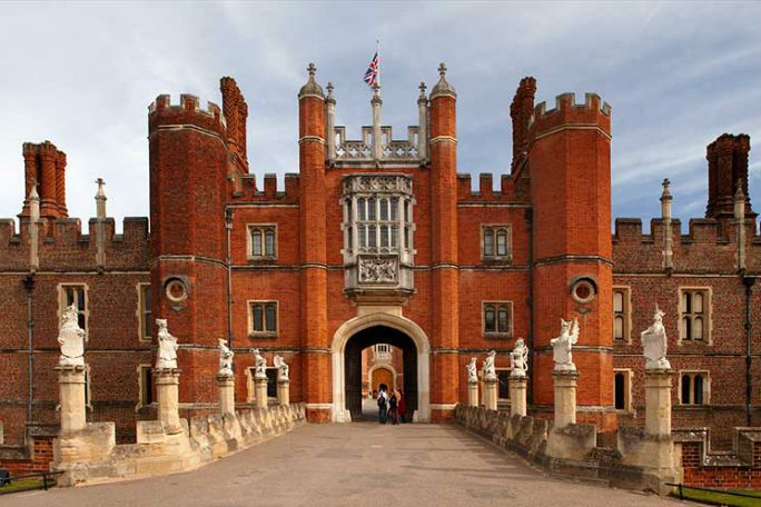 Hampton Court Palace and Gardens Tickets