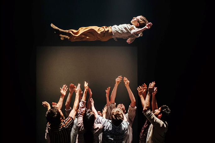 Hofesh Shechter Company - Grand Finale Tickets