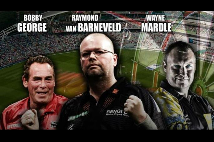 The Darts Masters Tickets