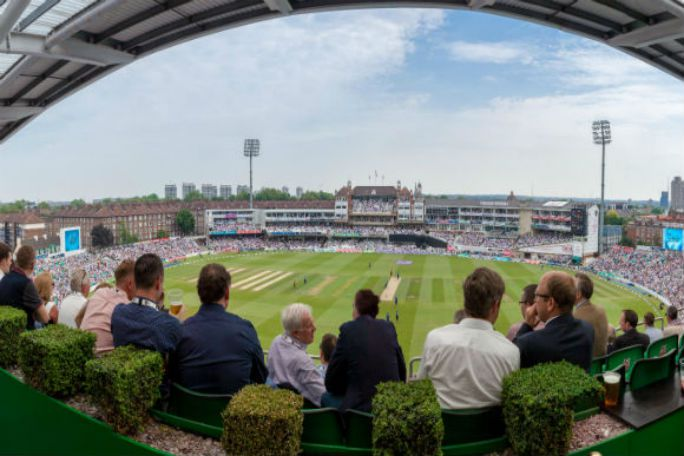 Kia Oval Quintessentially British Experience - Afternoon Tea and Tour Tickets
