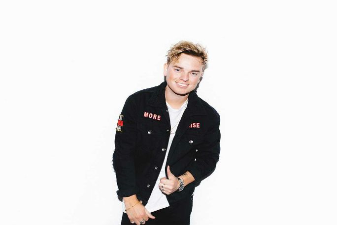 Jack Maynard Tickets