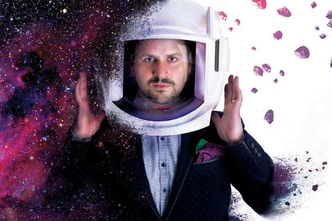 Kevin Quantum - Anti - Gravity Tickets