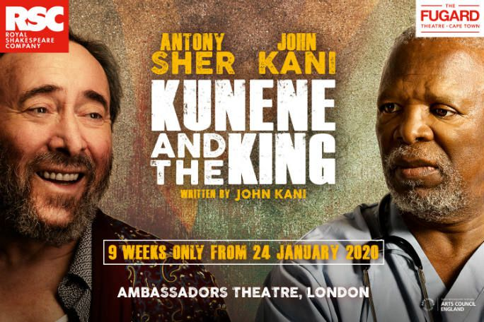 Kunene and the King Tickets