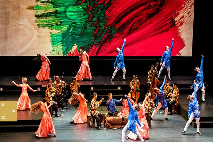 Mark Morris Dance Group and The Silk Road Ensemble: Layla and Majnun Tickets