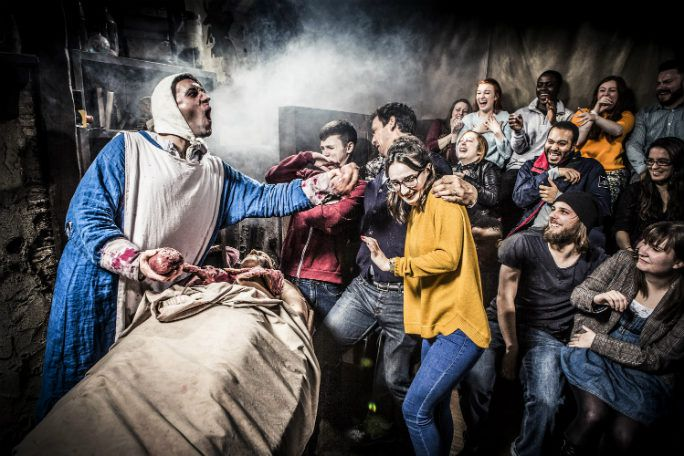 The London Dungeon Fast Track Entry (Advance) Tickets