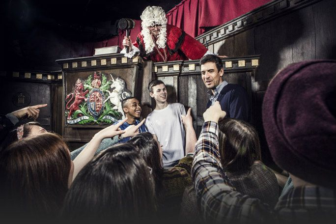 The London Dungeon Fast Track Entry (Same Day) Tickets