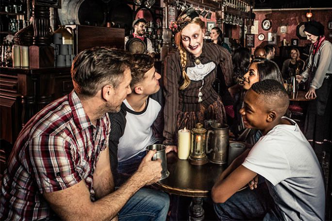 The London Dungeon VIP Ticket (Same Day) Tickets