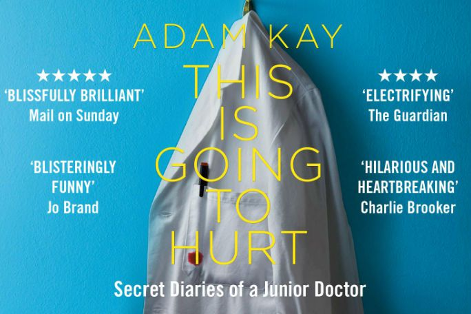 Adam Kay - This is Going to Hurt (Secret Diaries of a Junior Doctor) Tickets